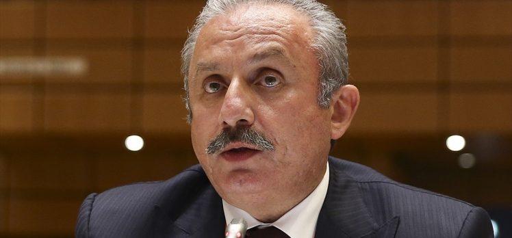 TBMM Başkanı Şentop: Çok uluslu bir şirket, Türkiye'de faaliyet gösteriyorsa Türkiye'deki hukuk kurallarına uyacak