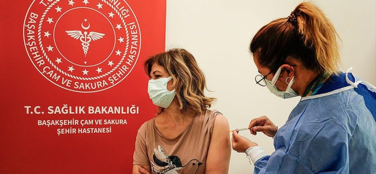 İstanbul'da aşılama oranı yüzde 82,5'e çıktı