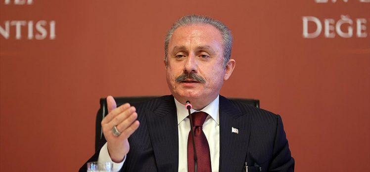 TBMM Başkanı Şentop: Yasama dokunulmazlığı tezkere sayısı 1359