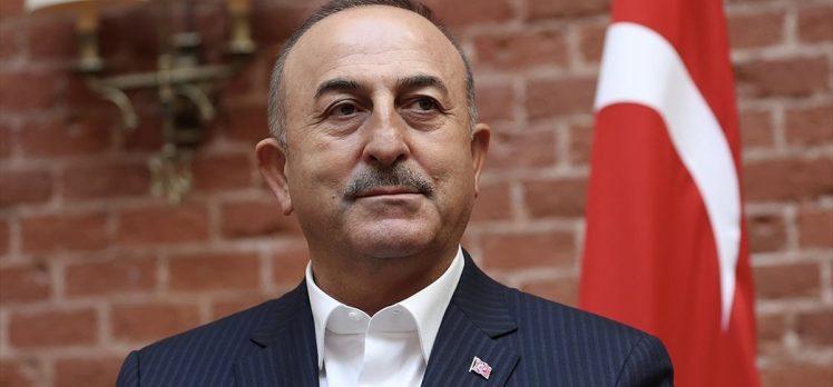 Dışişleri Bakanı Çavuşoğlu: Macron'un Türkiye'yi tartışmaların içine çekmesi son derece yanlış