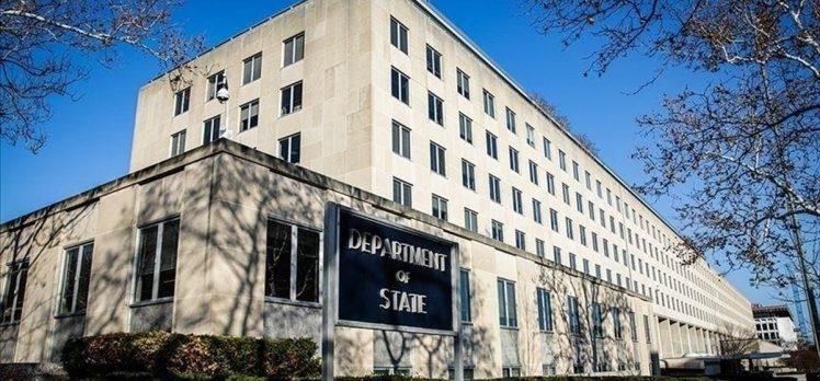 ABD Dışişleri Bakanlığı: NATO müttefikimiz Türkiye'ye sınır ötesinden yapılan saldırıları kınıyoruz