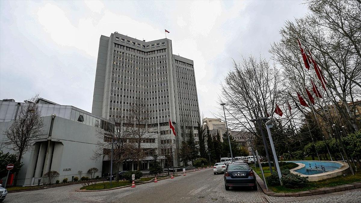 Bakanlığa çağırılan 10 büyükelçiye 'Kavala açıklamasının hadsiz ve kabul edilemez olduğu' iletildi